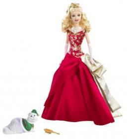 Дитяча лялька barbie барбі святкова